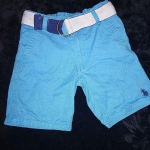 US. Polo kids shorts